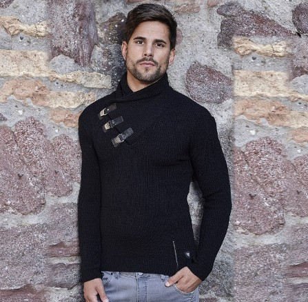 pull homme fashion & classe